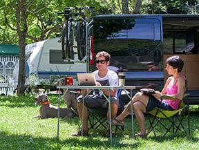 Camping VERNEDA