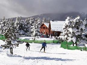 Station de Ski nordique de LLES