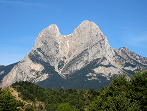 Ascension au Pedraforca