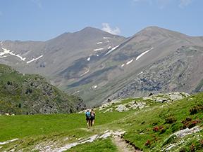 Ascension au Puigmal