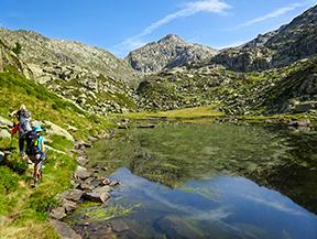 Muntanyes de l´Alt Pallars (4 jours)
