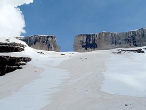 Alta Ruta de los Perdidos (6 étapes)