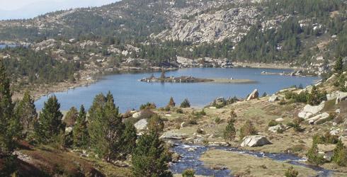 Randonn es et itin raires de montagne dans le parc naturel r gional des pyr n - Les pyrenees catalanes ...