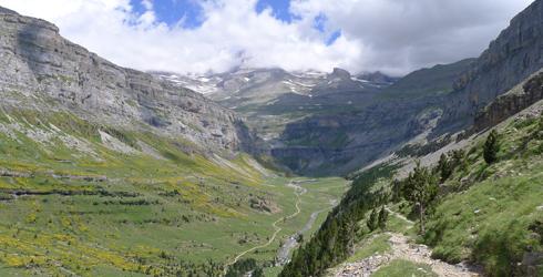 Vall�e d�Ordesa