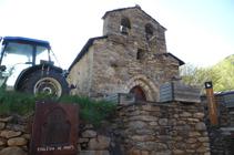 Église Sant Miquel de Prats.