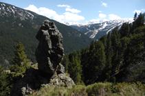 Roca de l´Home Mort.