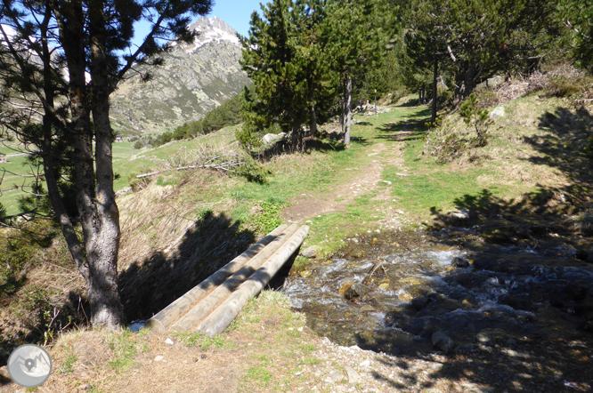 Chemin circulaire de la paroisse de Canillo 1