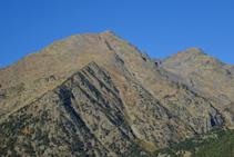 Pic du Comapedrosa.