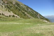 Chemin des Certeresos.