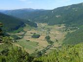 Chemin de Zemeto à la vallée de Roncal-Belagua
