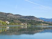 Chemin du Barranc del Bosc et Roca Regina