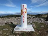 Cap de Boumort (2077 m) depuis Hortoneda