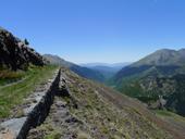Carrilet de l��tang Gento dans la Vall Fosca