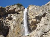 Cascada del Cinca et cascades de Lalarri