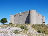 Château du Montgrí et la zone d´intérêt naturel des Dunes