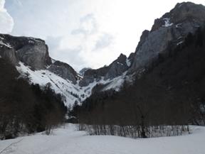 Circuit par la vall�e d�Aspe depuis Sansanet