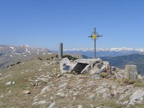 Costa Pubilla ou Pla de Pujalts (2056 m) dans le Montgrony