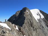 Posets (3375 m) par la cr�te des Espadas