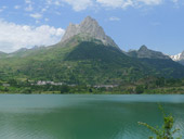 Chemin Naturel du barrage de Lanuza