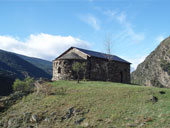 Ermita de Sant Quir à Alins