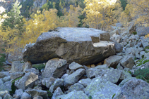 L´une des Pedres Balladores.