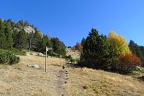 Déviation de la vallée de Claror.