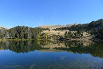 Le lac de la Nou.