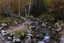 La rivière Madriu.
