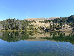 Lac de la Nou et vall�es de Claror et Perafita