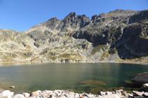 Second lac de Juclar.