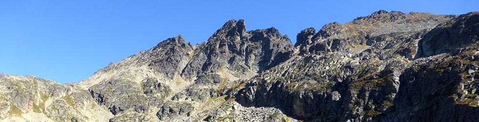 Lacs de Juclar et pic d�Escobes (2779 m)
