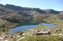Les lacs d´Ensagents.