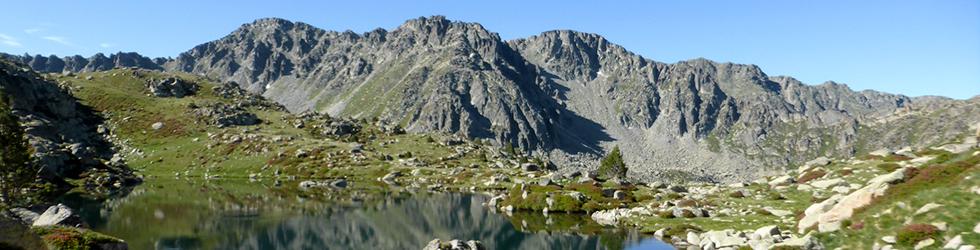 Lacs d�Ensagents et Alt del Griu (2879 m)