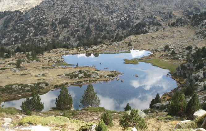 Lacs et cirque de Pessons 1
