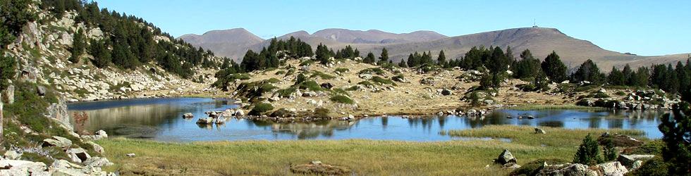 Lacs et cirque de Pessons