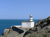 Far de Cala Nans depuis Cadaqués