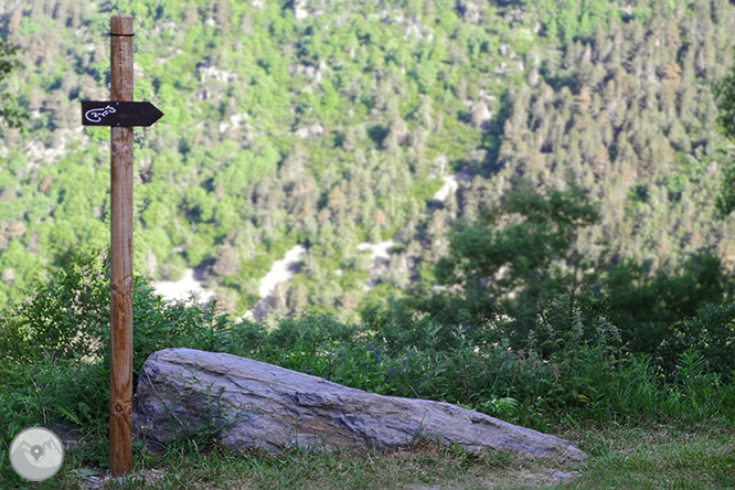 GRP - Étape 6 : Refuge de Borda de Sorteny - Refuge du Comapedrosa 1