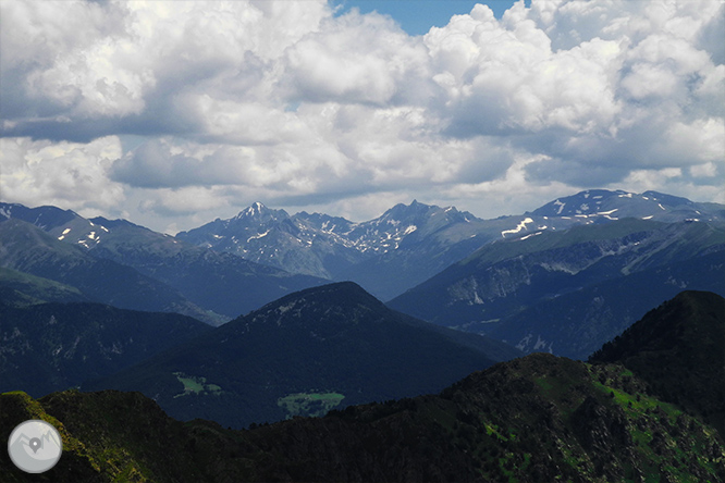 GRP - Étape 7 : Refuge du Comapedrosa - Aixovall 1