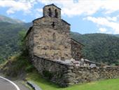 Église Sant Serni de Nagol à Sant Julià de Lòria