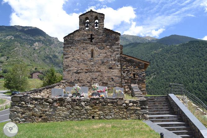 Église Sant Serni de Nagol à Sant Julià de Lòria 1