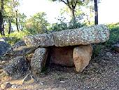 Itin�raire m�galithique de Capmany