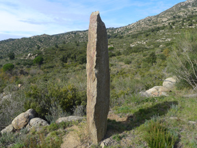 Itin�raire m�galithique de la Fontasia � Palau-saverdera