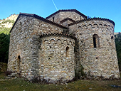 De la Vall d�Ora au Pla de Busa et Sant Pere de Graudescales