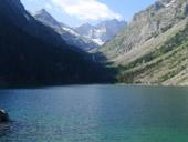 Lac de Gaube depuis Pont d�Espagne