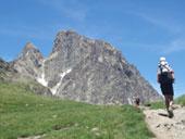 Pic du Midi d´Ossau (2884 m) - Voie normal