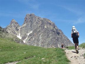 Pic du Midi d�Ossau (2884 m) - Voie normal