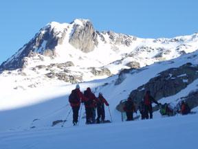 Montardo (2833 m) et Montardo Petit (2781 m) par Cavallers