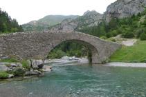 Pont roman de Bujaruelo.