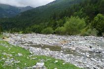 La rivière Ara.