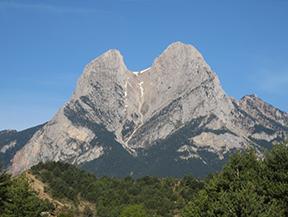 Pedraforca (2506 m) en circuit par le col du Verdet et Enforcadura